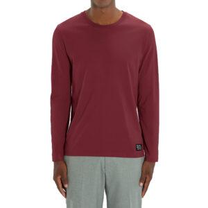 Men's Mid Weight Long Sleeve T-Shirt