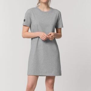 Women's Mid Weight T-shirt Dress